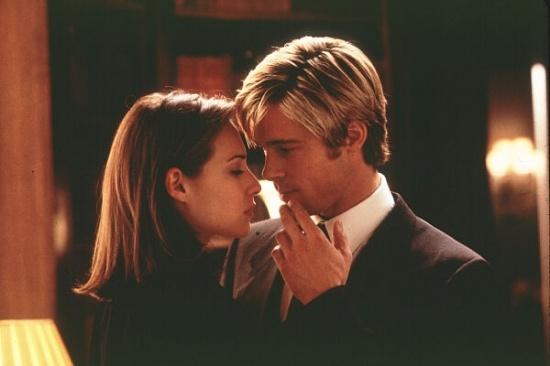 Brad Pitt, Claire Forlani - Meet Joe Black
