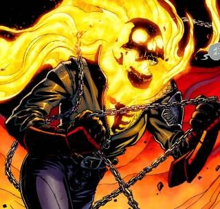 Ghost Rider (Jones) (Character) - Comic Vine