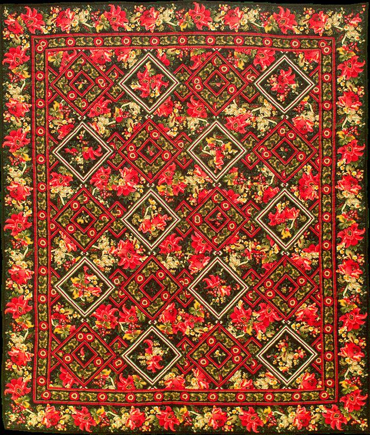 1 Fabric quilt