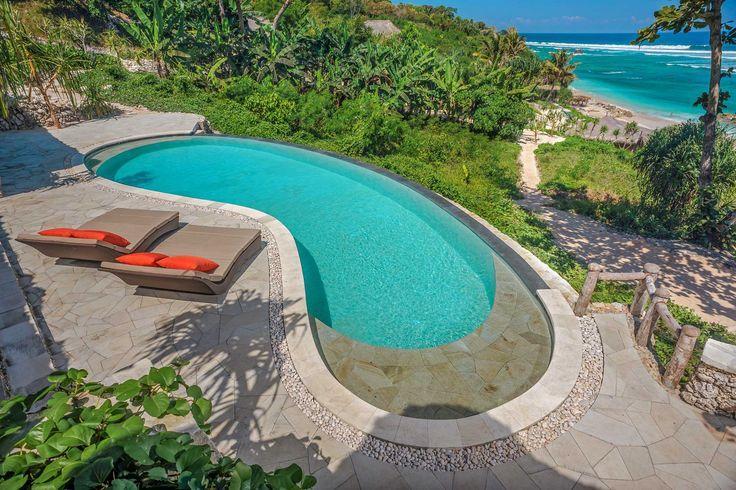 Kasambi Estate | 4 bedrooms | Sumba, Indonesia #swimmingpool #beach #villa #sumba