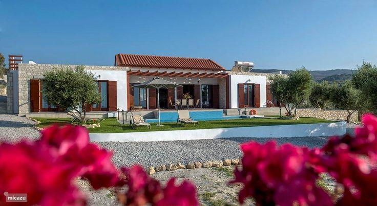 Villa Kyria in Kyrianna, Kreta, Griekenland.