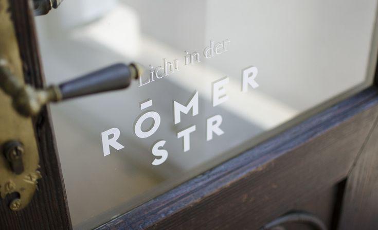 GREAT — Brand Experience | Projekt | Römerstraße
