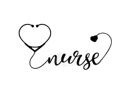 Nurse Svg Nurse Life Svg Nurse Stethoscope Svg Nursing Svg Nursing School Svg Stethoscope Svg Healthcare Svg Doctor Svg Rn Svg Nurse Tattoo Nursing Wallpaper Nurse Decals