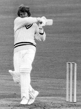 Barry Richards (South Africa) ….. Tests span: 1970,  Matches 4,  Highest Score 140,  Runs 508,  Average 72.57,  2 Hundreds,  2 Fifties; ….. First-class span: 1964-1983,   Matches 339,  Highest Score 356,  Runs 28,358,  Average 54.74,  80 Hundreds,  152 Fifties.