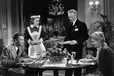 The Farmer's Daughter (1947) Loretta Young, Joseph Cotten, Ethel Barrymore, Charles Bickford