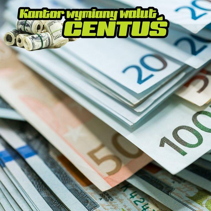 Euro, Dolar a może Funt? Najlepsze kursy wymiany na wspomniane waluty znajdziecie Państwo w Kantorze Centuś - Zapraszamy!  http://www.kantorcentus.pl/  #kantorcentuś #kantorkraków #kantorwalut #kurseuro #kursdolara #kursfunta #waluty