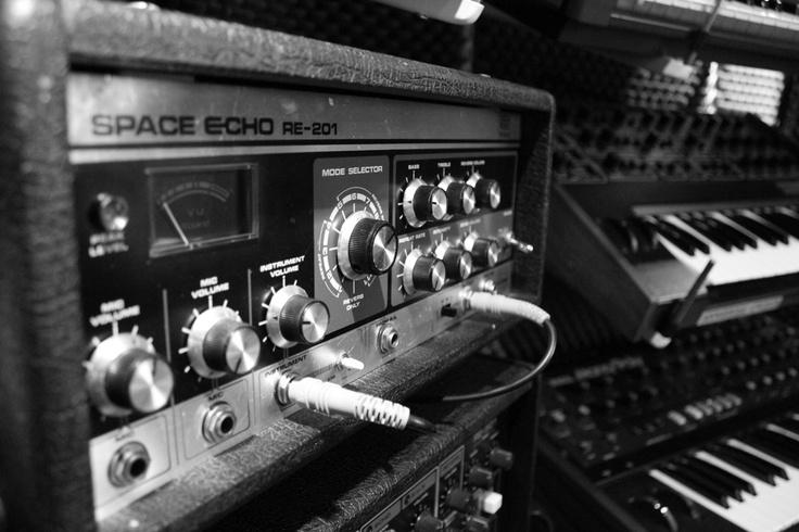 No Space Echo, no dub.