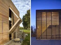 revestimiento para exterior en madera - Revestimiento Exterior