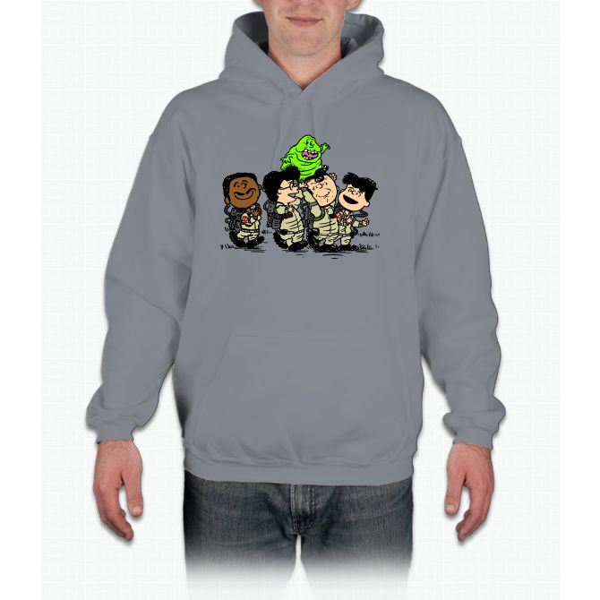 Ghostbusters Mashup chicago cubs Hoodie