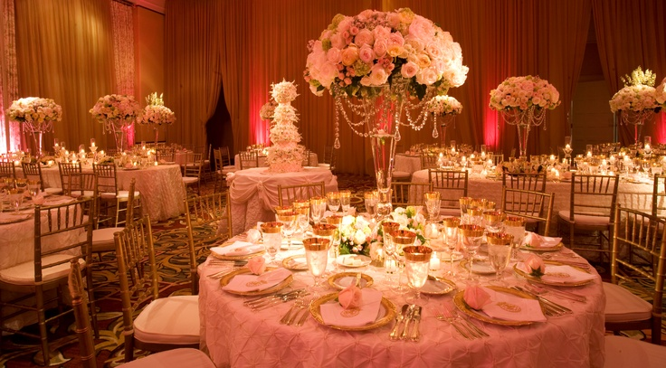 coral wedding decorations reception hall bing images