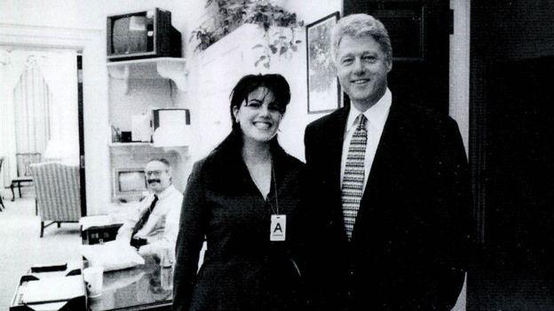 Monica Lewinsky: Bill Clinton affair a gross abuse of power