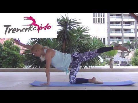 Żelazny trening - zdrowy, mocny kręgosłup bez bólu - YouTube