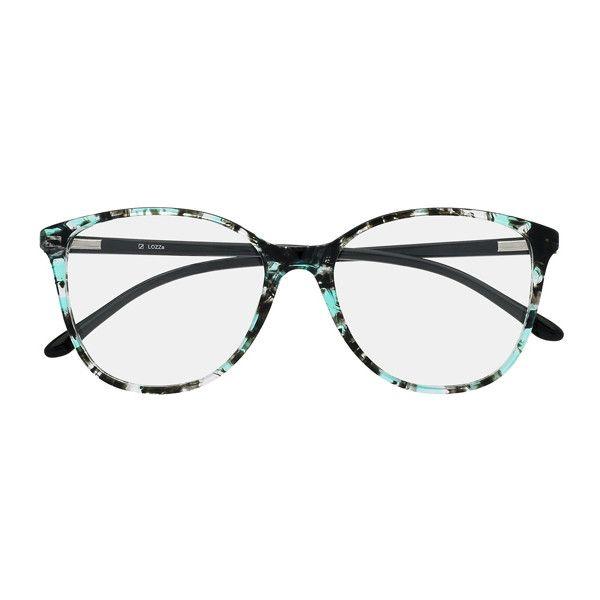 EYEWEAR TREND 2012 Gli occhiali da vista quest'autunno vanno di moda a... ❤ liked on Polyvore featuring glasses