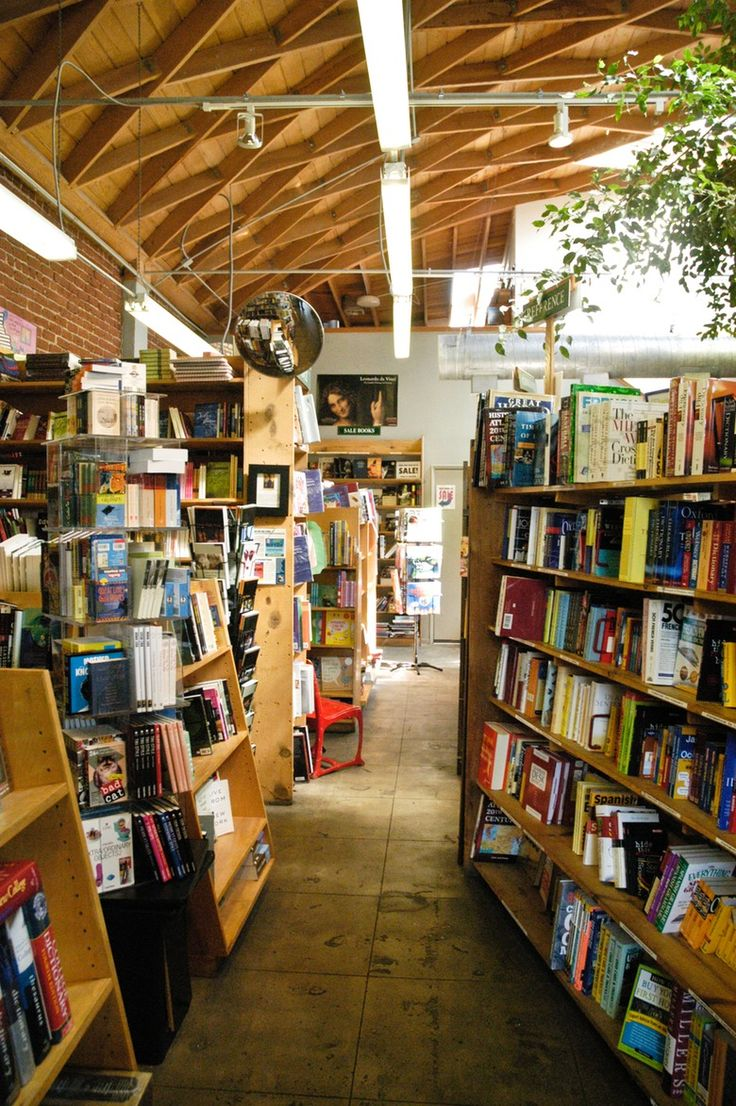 The 8 Best Bookstores In Los Angeles, Because, Yes, People Do Read Out West