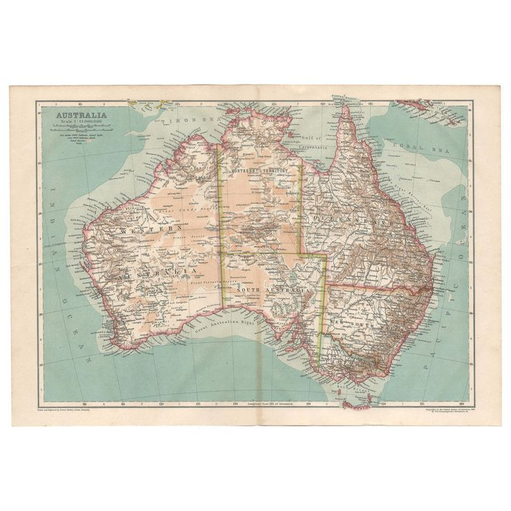 Australia Instant Download Pre World War I Antique
