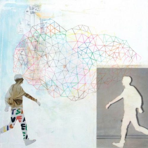Technicolor series - Brandi Strickland #collage