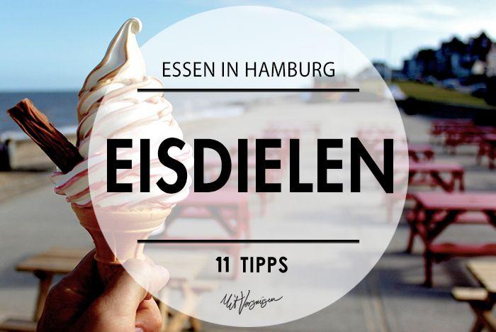 Das beste Eis in Hamburg - das Angebot, die Preise und ob vegan oder nicht: Hier findest du unsere Tipps!