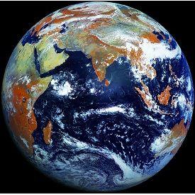 HD Earth photo