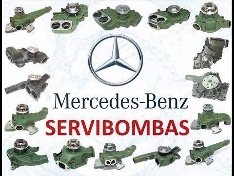 SERVIBOMBAS reparación de bombas de agua automotrices mercedes benz 366,352,460 y turbos diesel 1ra Avenida 21-18 zona 1, ciudad capital Guatemala Guatemala telefax: 2251-5991 - celular : 5746-3425