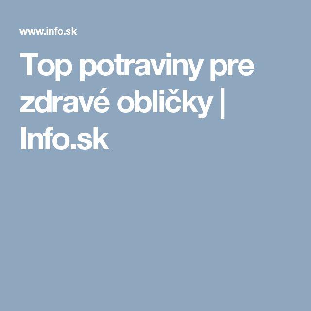 Top potraviny pre zdravé obličky   Info.sk