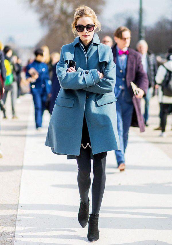 Classy look Olivia Palermo