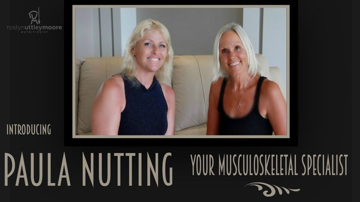 Introducing Paula Nutting - Your Musculoskeletal Specialist