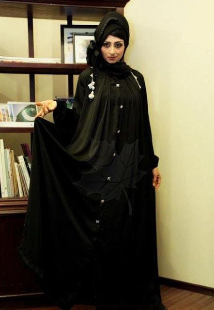 This is the image gallery of 5 Different Abaya Designs for Girls 2014. You are currently viewing Arbic New Abaya For Girls. All other images from this gallery are given below. Give your comments in comments section about this. Also share stylehoster.com with your friends.#abayadress