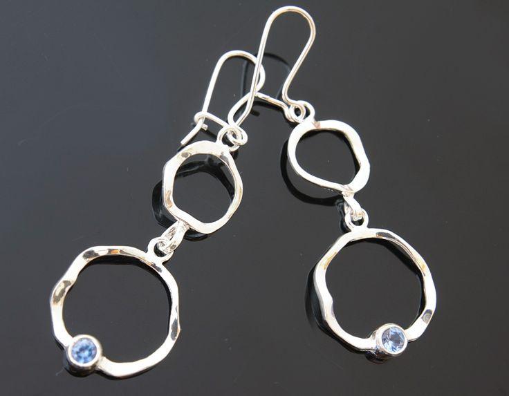 Ciekawe Kolczyki Z Cyrkoniami Srebro Pudelko 4804264195 Oficjalne Archiwum Allegro Keychain Personalized Items Items