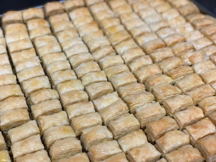 Doing what we do best - Bake the best baklava in OC! 😋 Who wants a piece?  #baklawa #baklava #lebanesesweets #bakery #ocbakery #baker #baking #bakinglife #desserts #dessertshop #anaheim #orangecounty #socal #oceats #socalfood #eeeats #eaterla #infatuationla #zagat #yelpoc #abc7eyewitness #eater #ocfoodies #ocfood #lafoodies #lafood