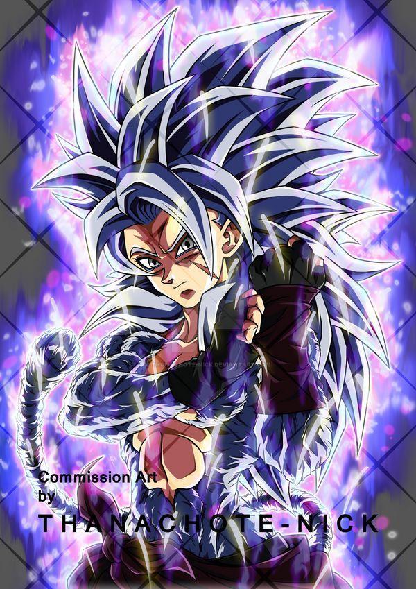 Oc Kari Super Saiyan 4 Ultra Instinct Aura By Thanachote Nick On Deviantart Dragon Ball Artwork Dragon Ball Art Dragon Ball Wallpapers