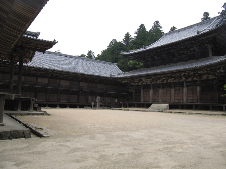 Mount-Shosha Daikodo (main hall)