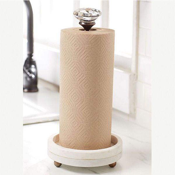 Circa Vintage Style Paper Towel Holder Arte Em Madeira Ideias Madeira