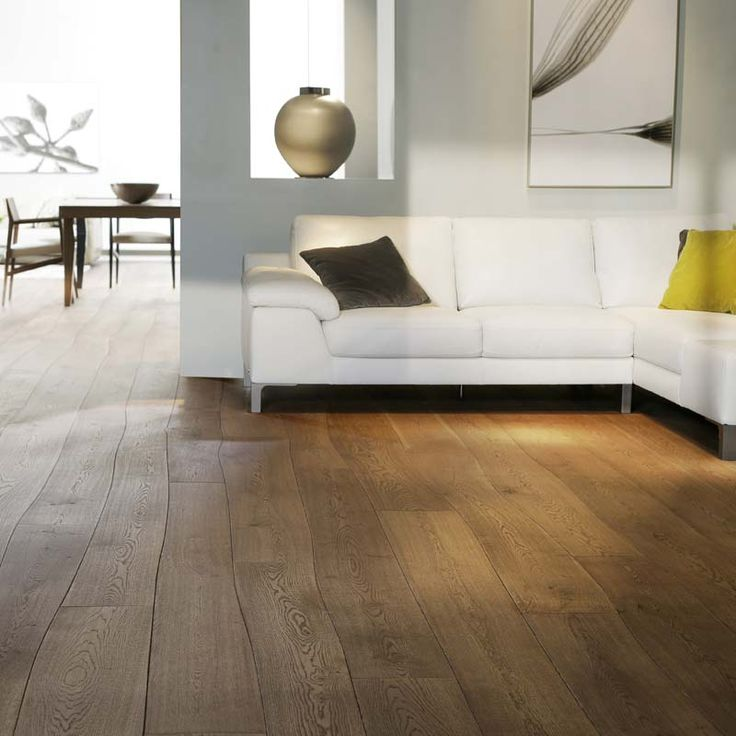German timber flooring that follows the natural line of the tree #curved #floor #boards www.bolefloor.com