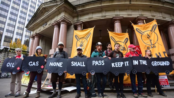 Oregon Court: Banning Fossil Fuel Facilities is Constitutional    An Oregon appeals court ruled that restricting fossil fuel infrastructure is constitutional, overruling a lower appeals court decision. It's an important victory in the fight against climate change, and for local self-determination, says Nicholas Caleb of the Center for Sustainable Economy