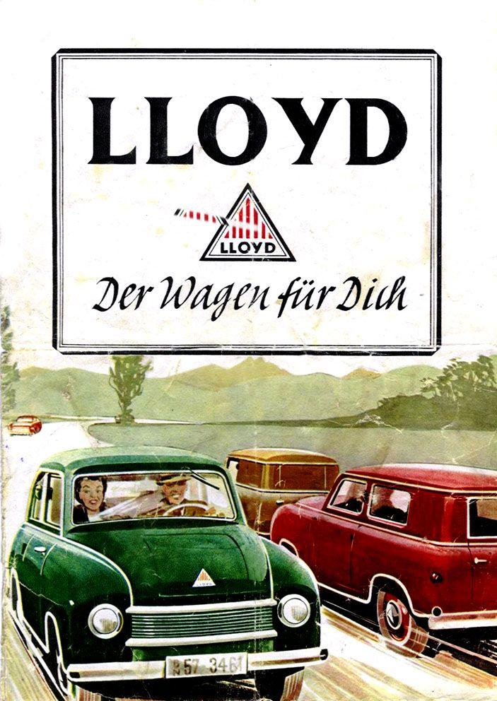 1950-53 Lloyd