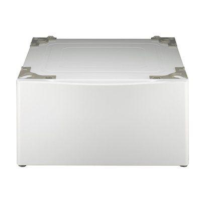 LG WDP4W 13.6-in Laundry Pedestal