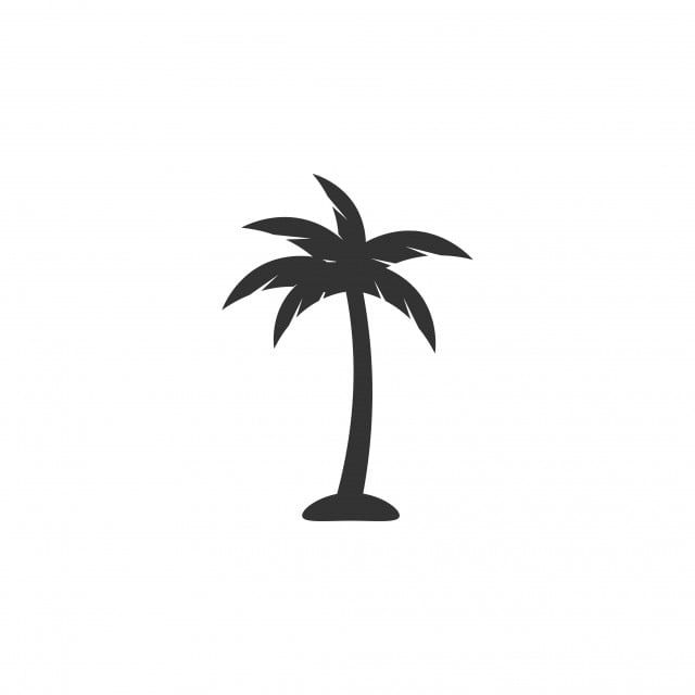 Palm Tree Icon Design Template Vector Isolated Tree Clipart Tree Icons Template Icons Png And Vector With Transparent Background For Free Download In 2021 Tree Icon Palm Tree Icon Tree Logo Design