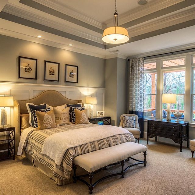 9 Stylish Tray Ceiling Ideas For Different Rooms: 1000+ Ideas About Tray Ceiling Bedroom On Pinterest