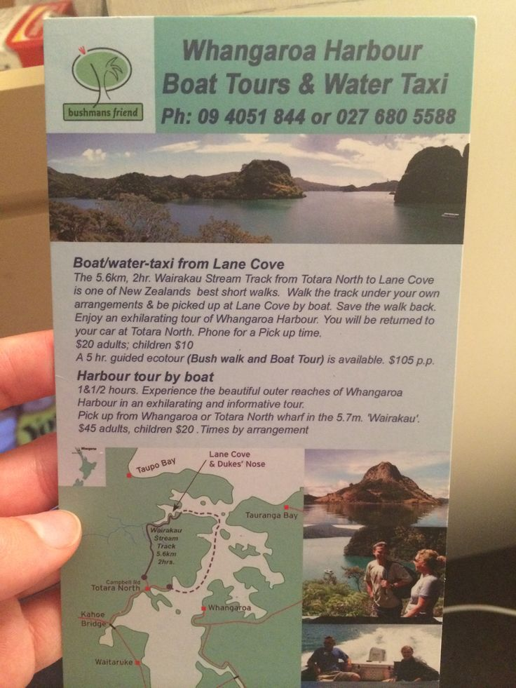 Whangaroa harbour boat tours and water taxi