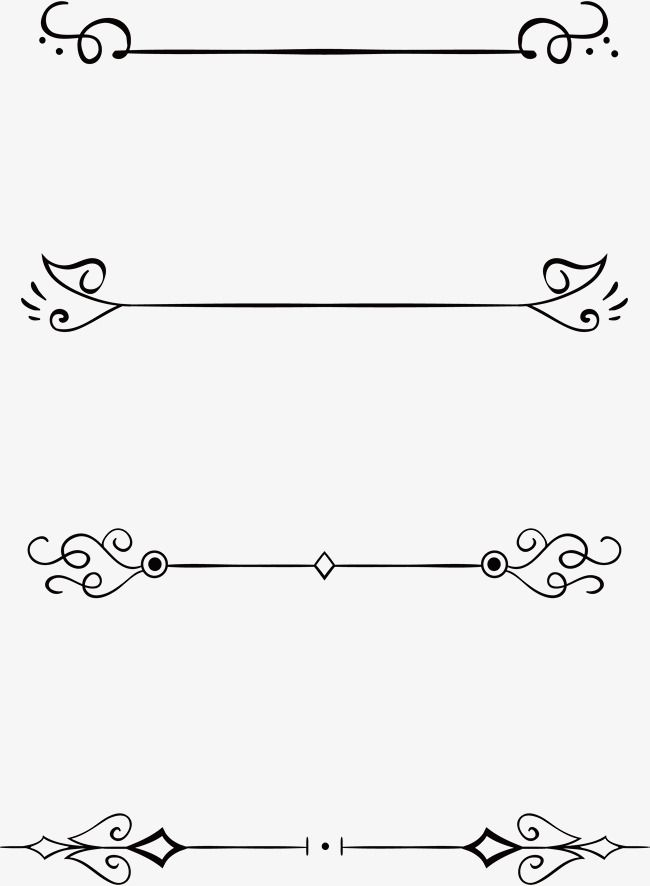 Straight Line Segmentation Line Vector Png Parting Line