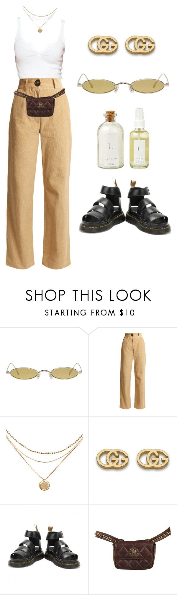 Untitled 352 by stoutjami on polyvore featuring gentle monster a w a k e gucci