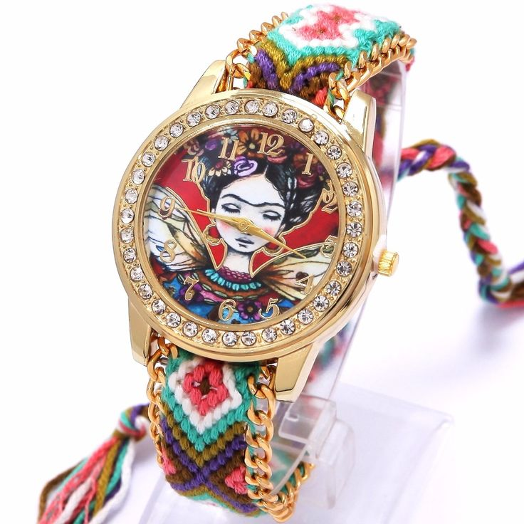 Rainbow Geneva Vintage Watch //Price: $10.95 & FREE Shipping //   Best Price and Free Shipping Worldwide    #youngcitystore #styles #outfit