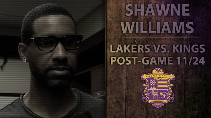 Lakers Vs. Kings: Shawne Williams Discusses Technical With DeMarcus Cousins