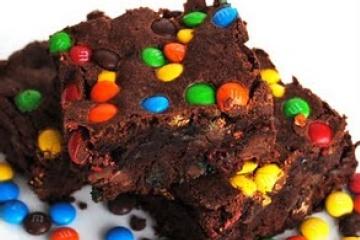 M Brownies