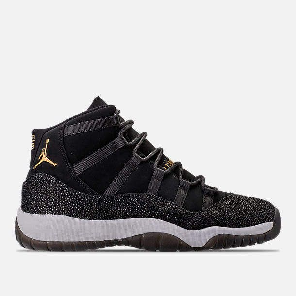 687d73230e36 Nike Girls  Grade School Air Jordan Retro 11 Premium Heiress Collection  (3.5y - 9.5y) Basketball Shoes