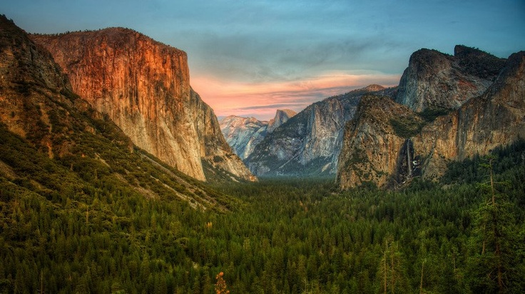 An #epic view of the #Yosemite Valley. from #treyratcliff at http://www.StuckInCustoms.com - all images Creative Commons NoncommercialPlaces To Visit, Happy Birthday, Yosemite National Parks, Trey Ratcliff, Yosemite Valley, The View, Valley View, Roads Trips, Travel Photography