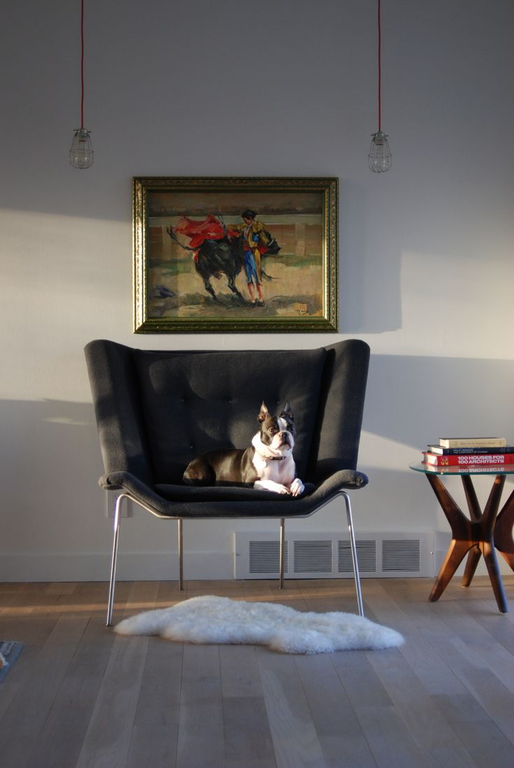 Deca Lounge Chair, Larry Parker Design, Boston Terrier, Industrial Design