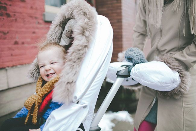 Winterization Stokke-style –chic & cozy Xplory Winter Kit