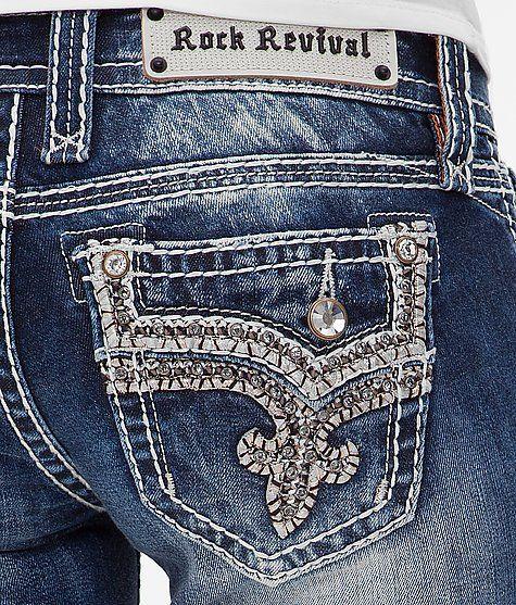 Rock Revival Betty Boot Stretch Jean - Women's Jeans | Buckle