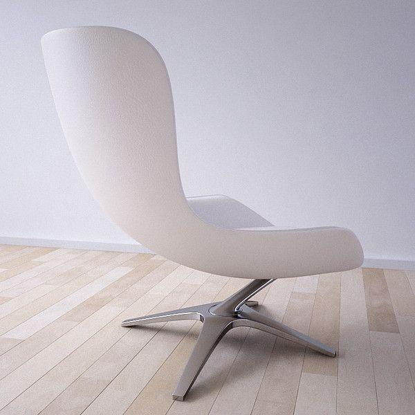 Heron Chair  /  Charles Wilson